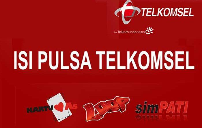 Cara Online Isi Ulang Pulsa Telkomsel